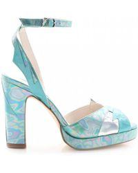 Terry De Havilland - Zia Low Mint - Lyst