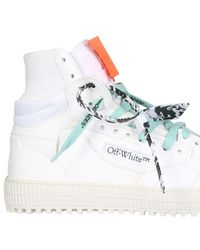 Off-White c/o Virgil Abloh 3.0 High Trainers - White