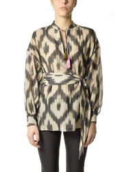 Bazar Deluxe Shirts Beige - Brown