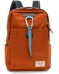 Master Piece Link Backpack Orange