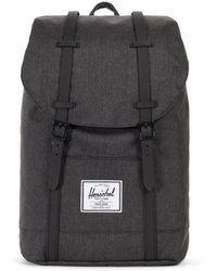 Herschel Supply Co. Retreat Backpack - Black/black