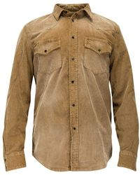 DIESEL Shirts - Brown