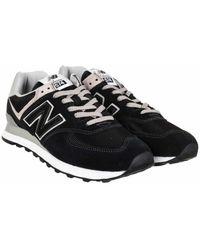ML574EGG Shoes Black
