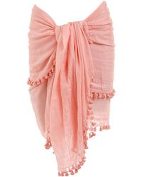 Melissa Odabash Pareo Rose - Pink