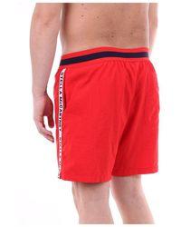 Stella McCartney Stella Mc Cartney Swimwear Sea Shorts - Red