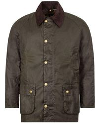 Barbour Ashby Jacket - Olive - Green