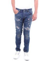 Entre Amis Jeans Slim Jeans - Blue