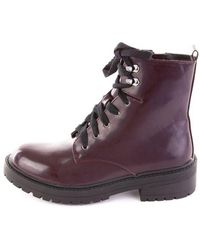 Madden Girl Boots - Red