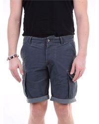 Rrd Shorts Bermuda Men Petroleum - Blue