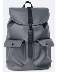 Rains Camp Backpack - Charcoal - Gray