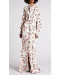 Roland Mouret Osprey Gown - White