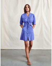 Bellerose Harline Dress - Blue