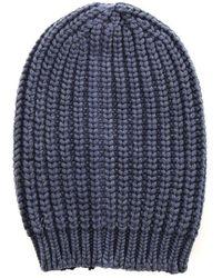 Avant Toi Hats - Blue