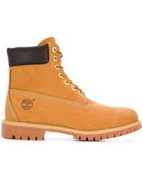 "Timberland Premium 6"" Boots - Brown"