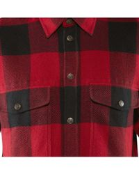 Fjallraven Fjallraven Canada Shirt Red