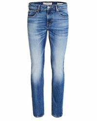 Guess Miami Super Skinny Jeans - Blue