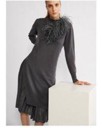 Fabiana Filippi - Women's Bx40518 Giorgia Grey Necklace - Lyst