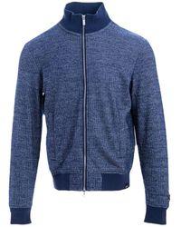 Sun68 Sun 68 Polyester Sweatshirt - Blue