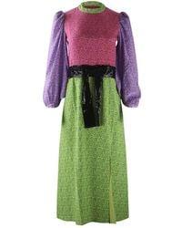 Olivia Rubin Seraphina Midi Dress - Multicolour
