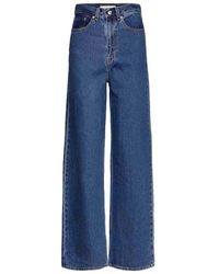 Levi's High Loose Jeans - Blue