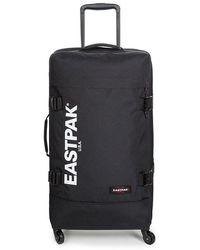 Eastpak Trans4 Medium Travel Bag Bold Brand - Black