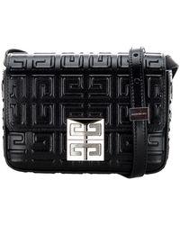 Givenchy Small 4g Xbody Bag - Black