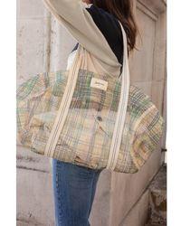 Bellerose Ladina Check Bag - Multicolour