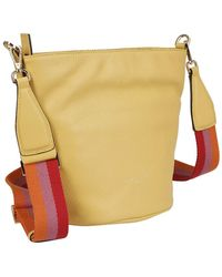 Gianni Chiarini Bag Red Bucket And Sand