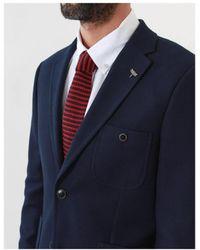 Gibson - Knitted Stripe Tie - Lyst