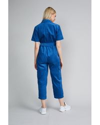 Native Youth The Gloria Jumpsuit - Blue