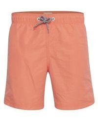 Blend Swimshorts Living Coral - Orange