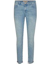 Mos Mosh Bradford Light Jeans - Blue