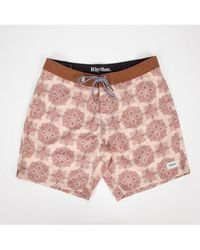 Rhythm - Sahara Golden Brown Trunks - Lyst