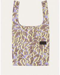 Stine Goya Idunn Abstract Leaf Bag - Multicolour