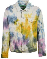 Berna Cotton Jacket - White