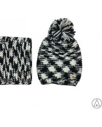 Trussardi • Knitted Hat - Gray