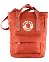 Fjallraven Totepack Mini Rowan Red