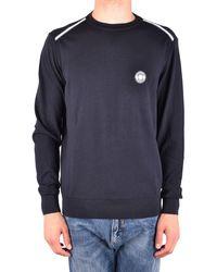 Armani Sweater In - Blue