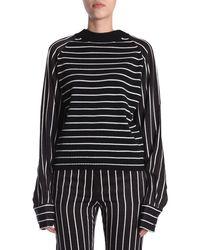 Haider Ackermann Wool Sweatshirt - Black