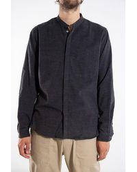Delikatessen Shirt / Zen Shirt / Grey