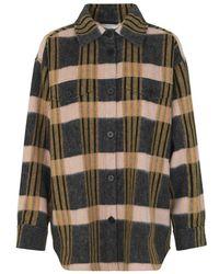 Munthe Packera Outerwear - Multicolour