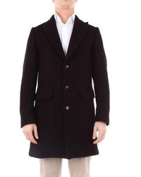 Gazzarrini Gazzarini Coat Men Black