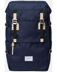 Sandqvist Harald Backpack - Blue