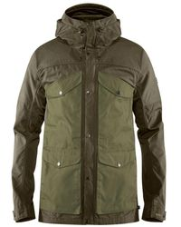 Fjallraven Fjallraven Vidda Pro Jacket Deep Forest / Laurel Green