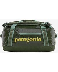Patagonia Black Hole 55l Duffel Bag - Green