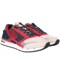 Brooks Heritage X Ubiq Fusion Shoe - Multicolour