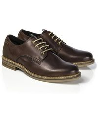 Barbour - Men's Bramley Derby Shoes - Lyst