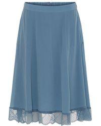 Custommade• Ani Skirt - Blue