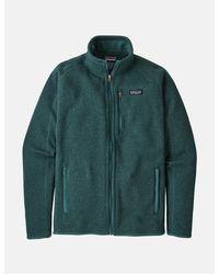 Patagonia Better Jumper Jacket - Piki Green