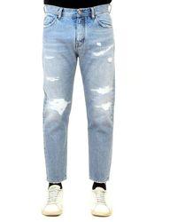 Haikure In Jeans - Blue